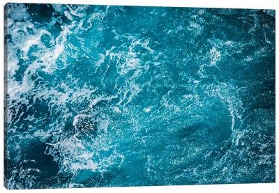 Turbulent Tasman Sea VI Canvas Art Print
