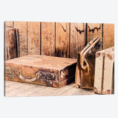 Travel Back in Time I Canvas Print #EVB28} by Eva Bane Canvas Wall Art