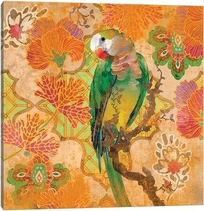 Animal Utopia II Canvas Art Print