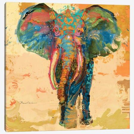 Animal Utopia III Canvas Print #EVD12} by Evelia Designs Canvas Print