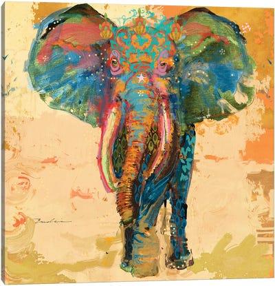 Animal Utopia III Canvas Art Print