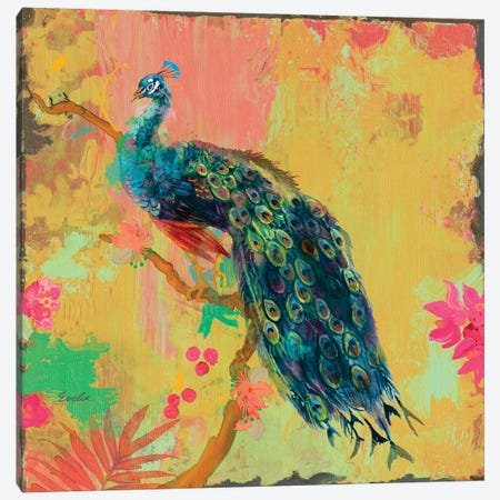 Animal Utopia IV Canvas Print #EVD13} by Evelia Designs Art Print