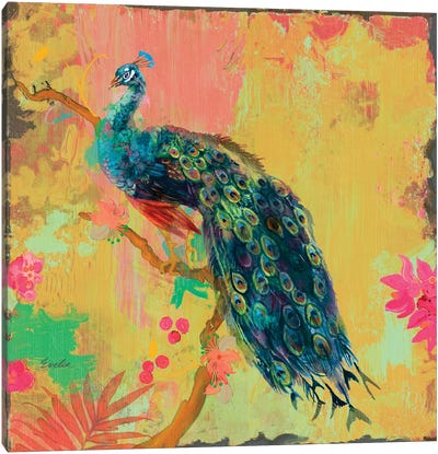 Animal Utopia IV Canvas Art Print