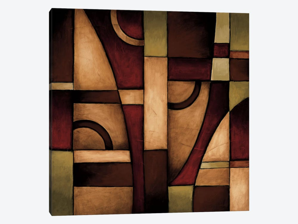 Connections II by Eve 1-piece Canvas Art Print