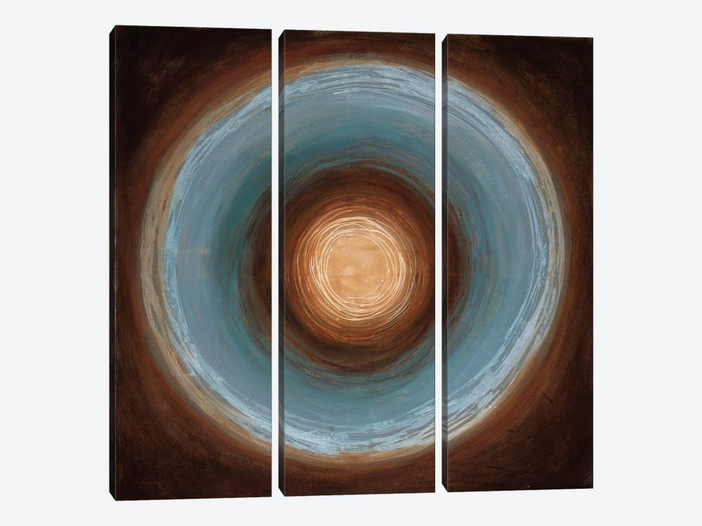 Precision by Eve 3-piece Canvas Art Print
