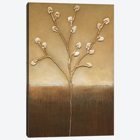 Pussy Willows II Canvas Print #EVE27} by Eve Canvas Wall Art