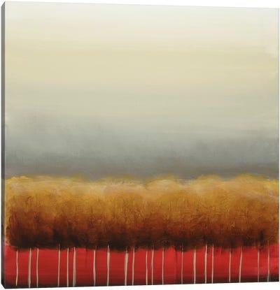 Red Light Canvas Art Print
