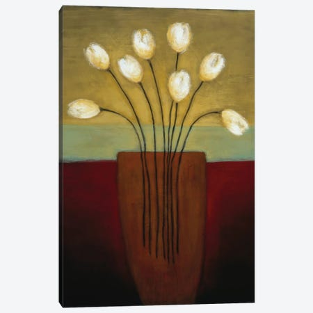 Tulips Aplenty I Canvas Print #EVE37} by Eve Canvas Art Print