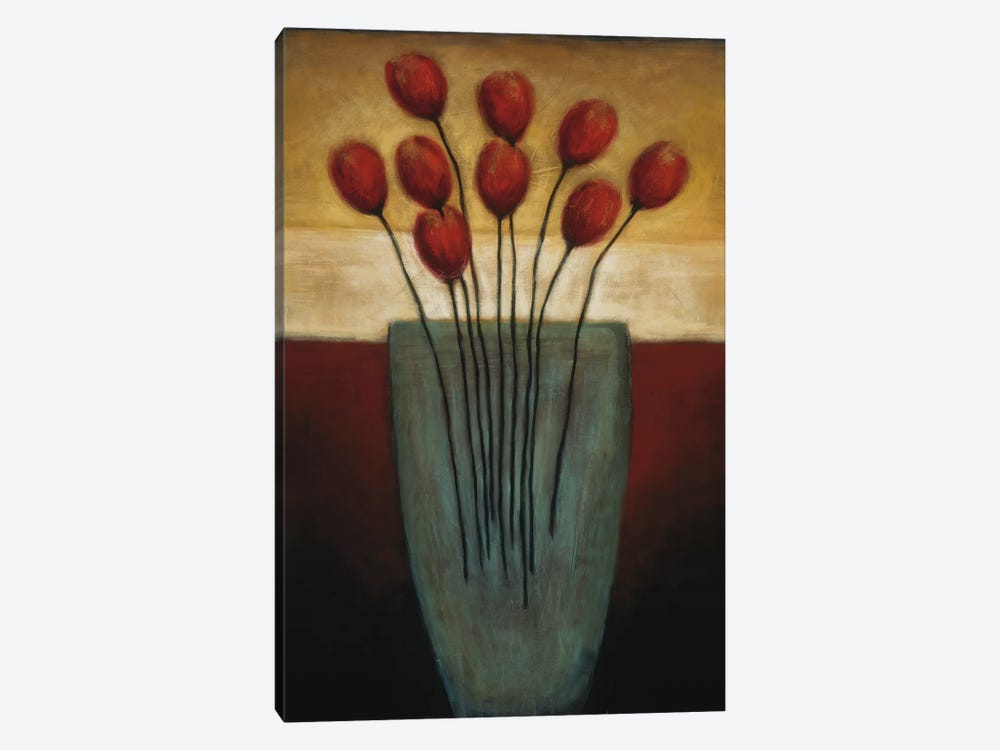 Tulips Aplenty II by Eve 1-piece Art Print