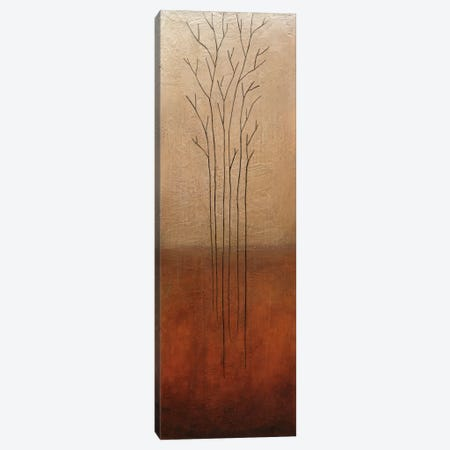 Branch Rouge I Canvas Print #EVE3} by Eve Canvas Art