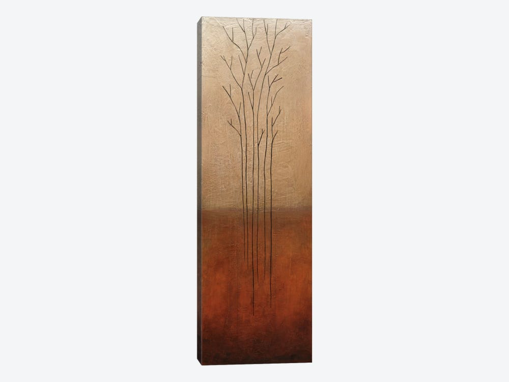 Branch Rouge I by Eve 1-piece Canvas Artwork