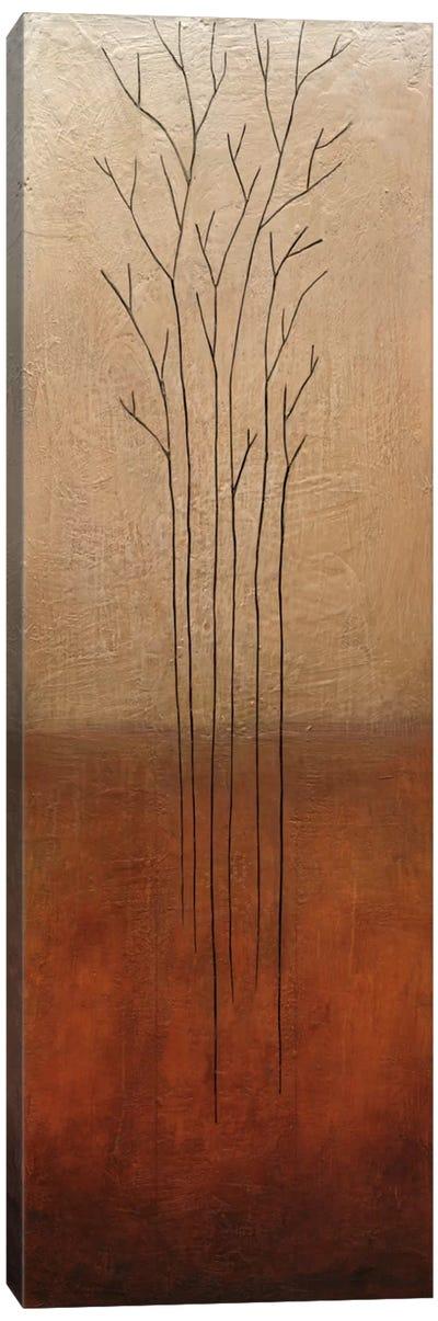 Branch Rouge I Canvas Art Print