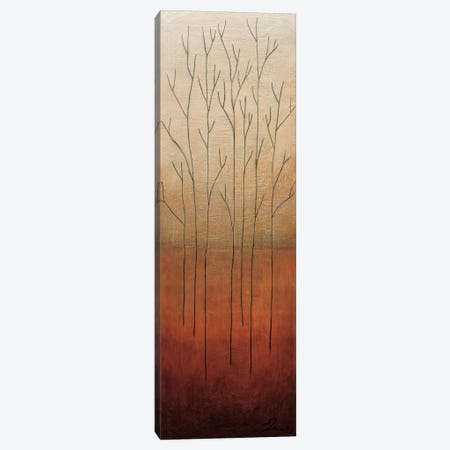 Branch Rouge II Canvas Print #EVE4} by Eve Art Print