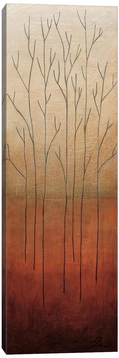 Branch Rouge II Canvas Art Print