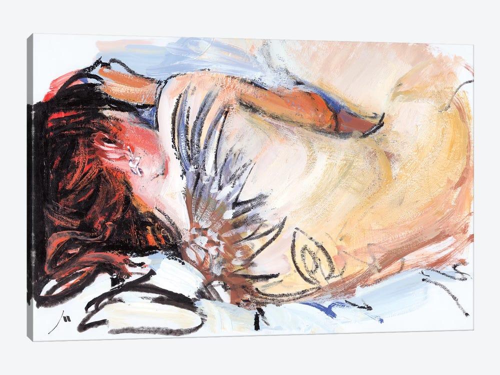 Sleeping by Evgeniy Monahov 1-piece Art Print