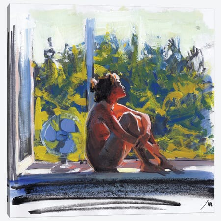 Summertime 3-Piece Canvas #EVG24} by Evgeniy Monahov Canvas Art