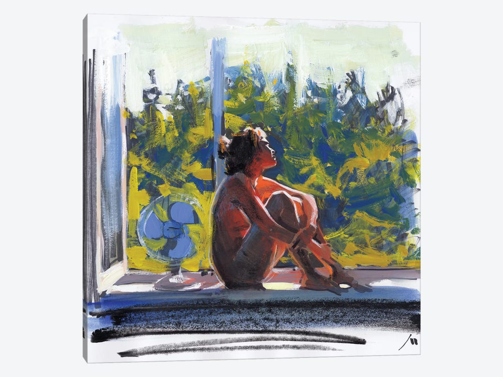 Summertime by Evgeniy Monahov 1-piece Art Print