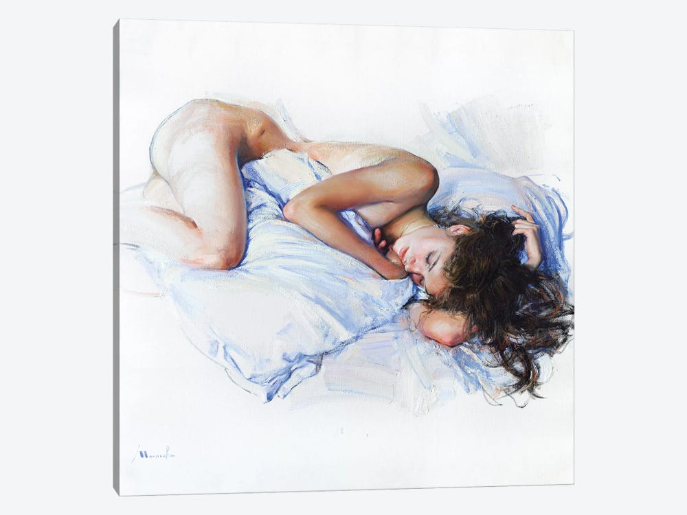 White Nights by Evgeniy Monahov 1-piece Canvas Artwork