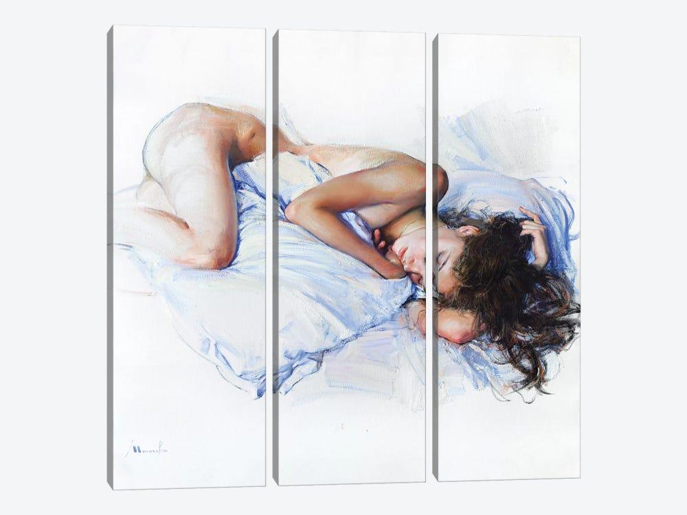 White Nights by Evgeniy Monahov 3-piece Canvas Art