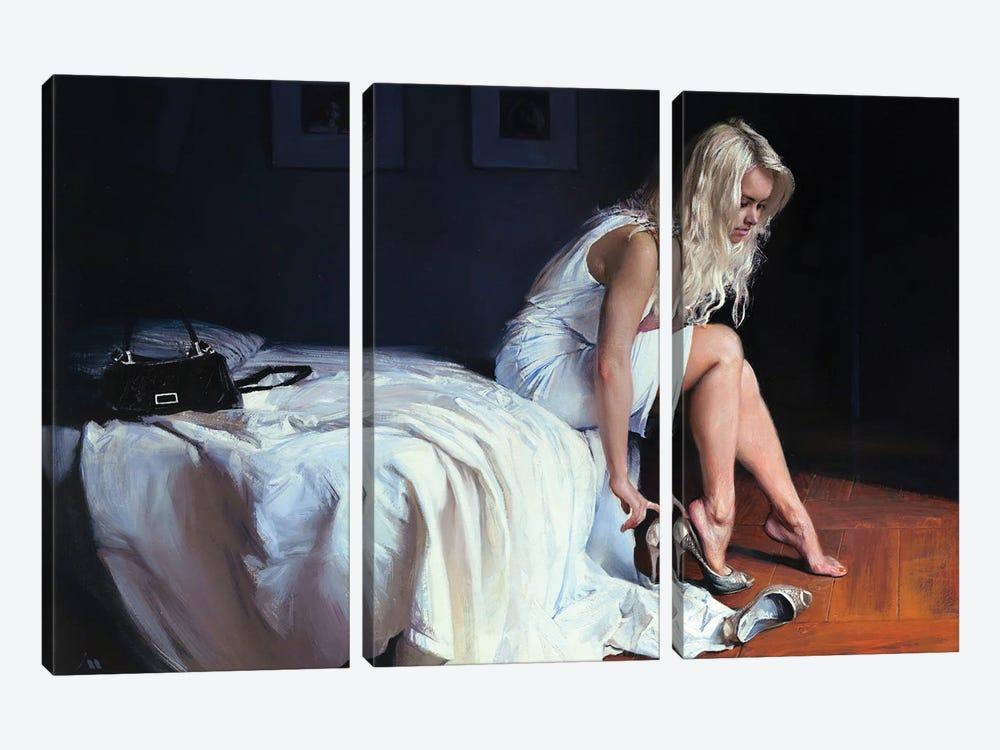 Daenerys Morning by Evgeniy Monahov 3-piece Canvas Print