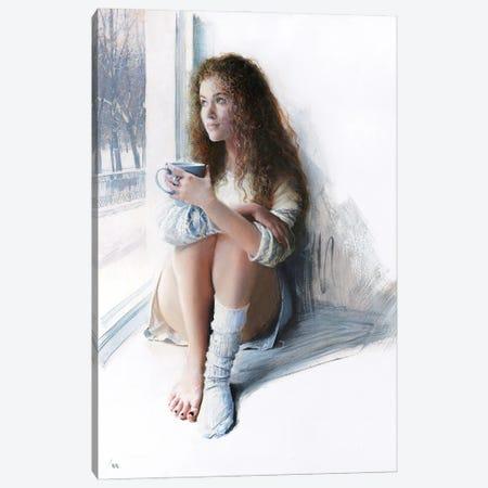 Lost One Canvas Print #EVG34} by Evgeniy Monahov Canvas Print