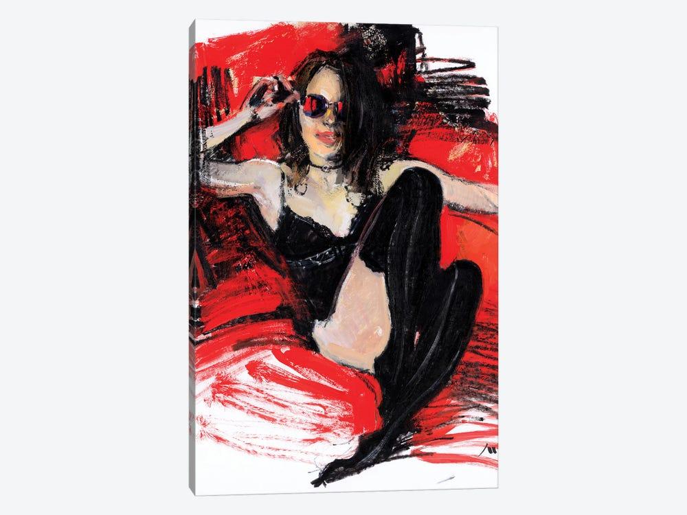 Little Demon by Evgeniy Monahov 1-piece Canvas Art