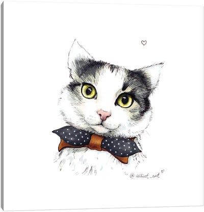Cutie Canvas Art Print