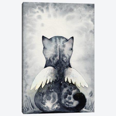 Angel Canvas Print #EVK1} by Evgeniya Kartavaya Canvas Artwork