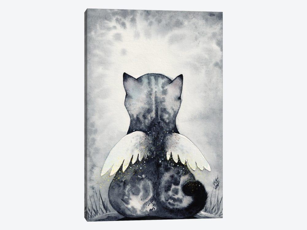 Angel by Evgeniya Kartavaya 1-piece Canvas Art