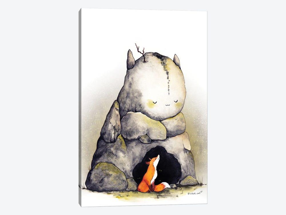 Spirit Of The Caves by Evgeniya Kartavaya 1-piece Art Print