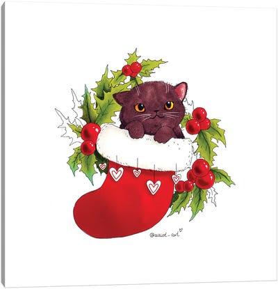 Christmas Spirit Canvas Art Print