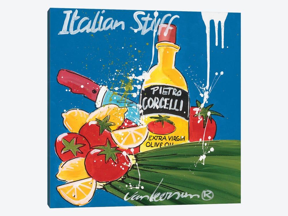 Italian Stuff by El van Leersum 1-piece Canvas Art Print