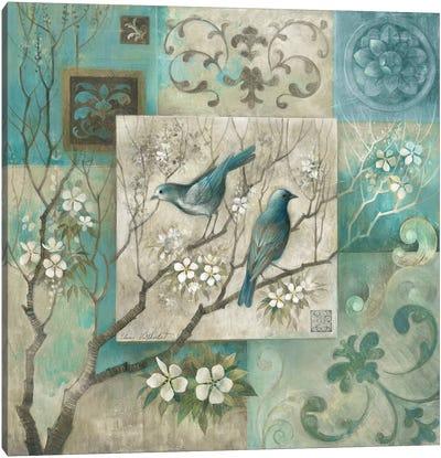 Arboretum Spring Song II Canvas Art Print