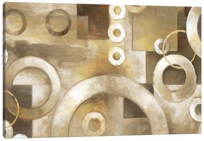 Neutral Motion Canvas Art Print