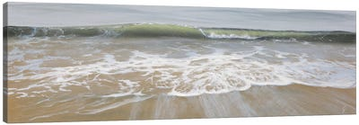 Rolling In Canvas Art Print