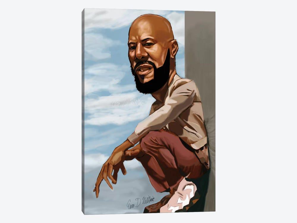Common by Evan Williams 1-piece Canvas Art