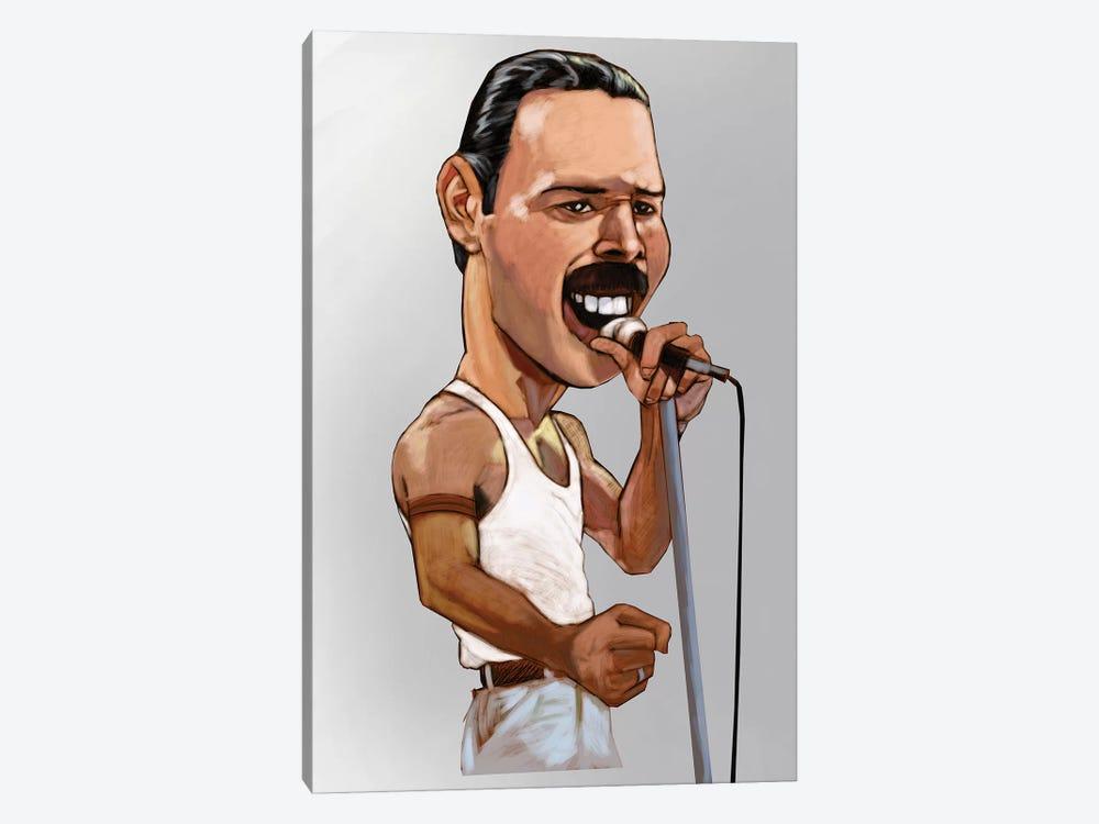 Freddie by Evan Williams 1-piece Canvas Art Print