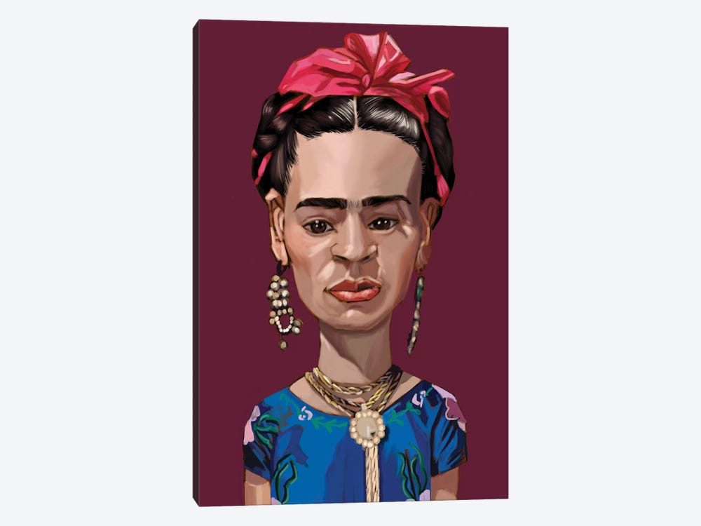 Frida by Evan Williams 1-piece Canvas Wall Art