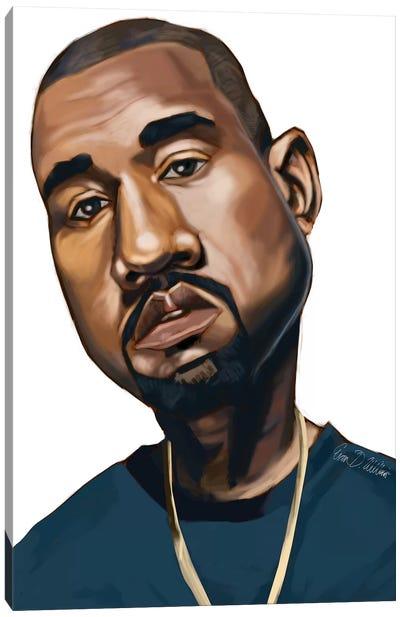Ye Canvas Art Print