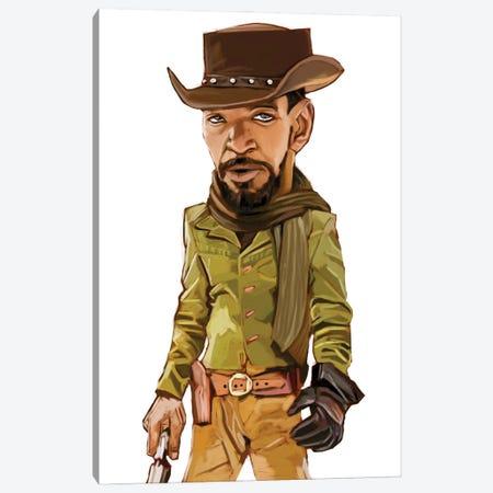 Django Canvas Print #EVW59} by Evan Williams Canvas Wall Art