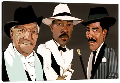 Harlem Nights Canvas Art Print