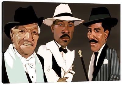 Harlem Nights Canvas Art Print