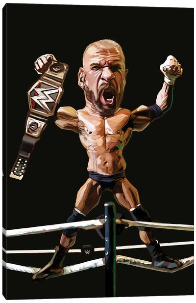 HHH Canvas Art Print