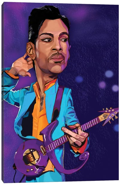 Prince Canvas Art Print