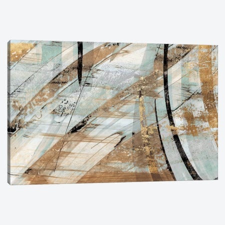 Rhythm I Canvas Print #EWA126} by Eva Watts Canvas Art Print