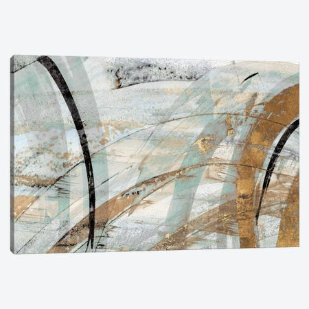 Rhythm II Canvas Print #EWA127} by Eva Watts Canvas Art Print