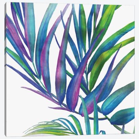 Colorful Leaves I 3-Piece Canvas #EWA12} by Eva Watts Canvas Print