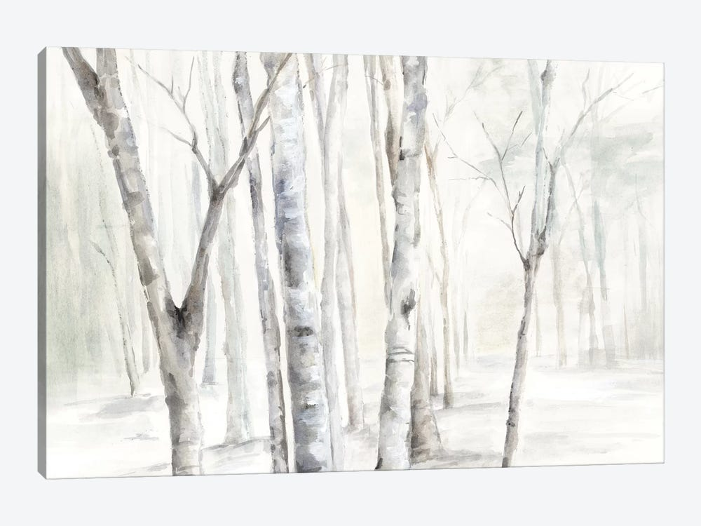 Winter is Here  by Eva Watts 1-piece Canvas Art Print