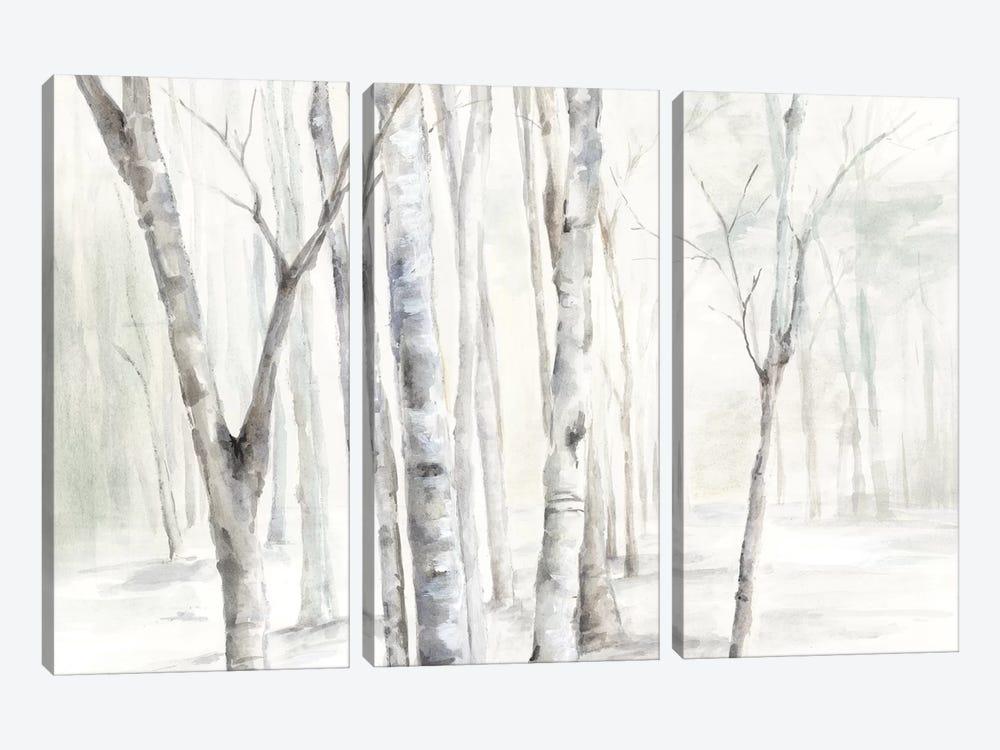 Winter is Here  by Eva Watts 3-piece Canvas Art Print