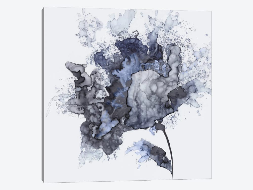 Exploding Leaf by Eva Watts 1-piece Canvas Wall Art